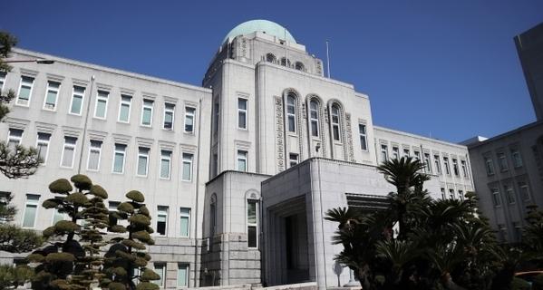 県庁舎のイメージ